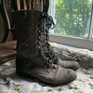 Steve Madden Convertible Combat Boots